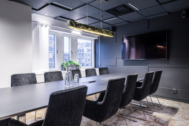 What is the most important amenities at different business centers?