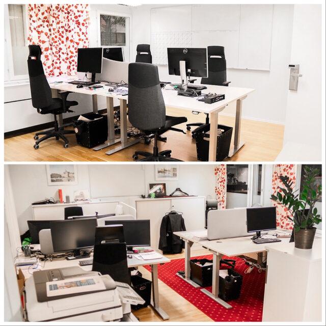 8 arbetsplatser på #stockholmsbästaadress centralt Stockholm city