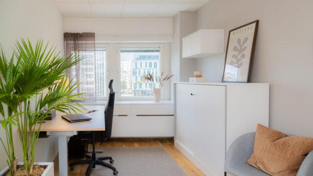 Kontorsrum 11 kvm